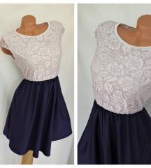 ❤ Čipkana mini haljina ❤