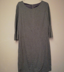 Sisley siva haljina