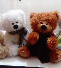 predivni plišani medvedići