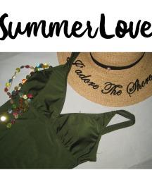 *** SUMMER  LOVE *** maslinasto zeleni