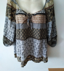 H&M boho bluza, S