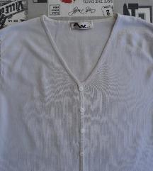 Art Work bela bluza majica