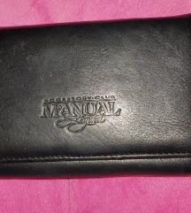 Manual novcanik