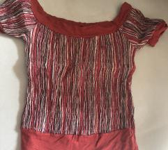 Majica sa spustenim ramenima
