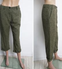 Benetton melirane zimske pantalone