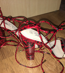 Šafran sandale