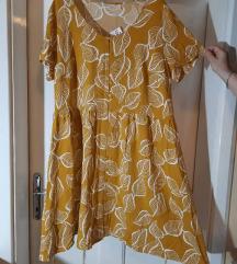 Haljina za punije dame ,rnova kolekcija