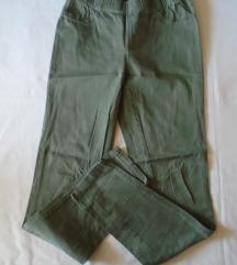 Dublje maslinaste Orsay pantalone