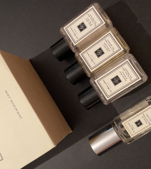 Jo Malone Peony & Blush Suede + 3 shower gel-a