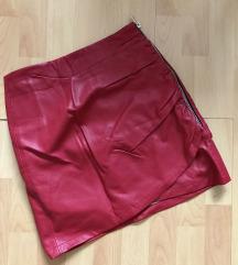 Zara mini suknja sa naborima