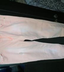 Zara neon pantalone