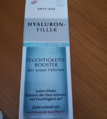 hyaluron filler hidro booster