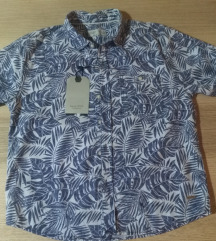 Zara košulja za dečake, veličina 128, NOVO