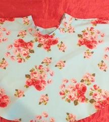 suknja cvetna  glokna