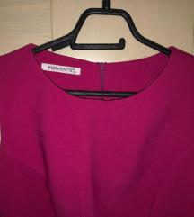 Roze elegantna haljinica