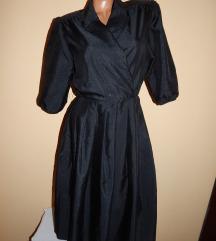 Crna jednostavna haljina