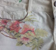 Zara premium floral sorc S