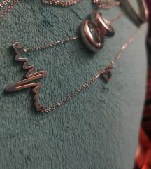 Ogrlica mindjuse i narukvica