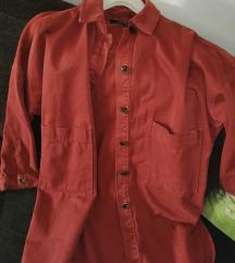 Zara teksas natkosulja /jakna
