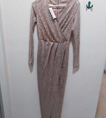 Svecana haljina 38 novo