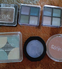 Lot šminke- Catrice, Essence, GR...