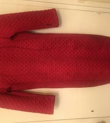 Crvena divna haljina