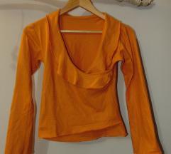 narandzasta bluza