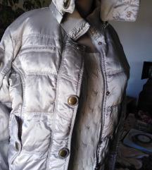 Srebrna jakna