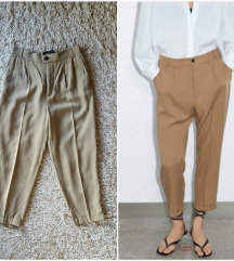 ZARA letnje pantalone SADA 1000