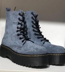 Martinke velur blue