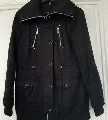 Crna jakna,kao nova,M/L