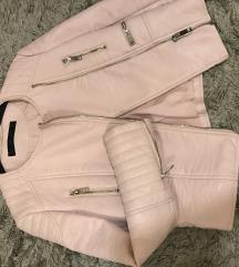 Zara kozne jakna