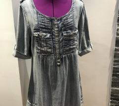 Teksas haljina za trudnice
