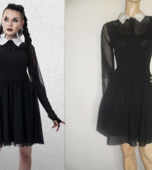 HEARTLESS Wednesday gothic dress!