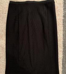 Zara suknja do kolena