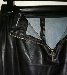 Suknja - kožna