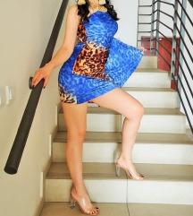 Atraktivna haljina o'she studio