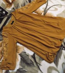 𝐒𝐀𝐃𝐀 𝟏𝟗𝟗 Chicoree bluza iz Svajcarske, NOVO