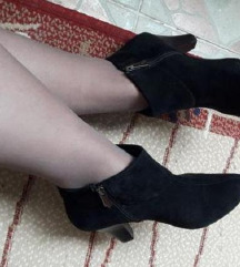 Minozzi Milano kozne dublje cipele kao nove 24cm
