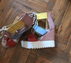 Trendi sandale sa platformom