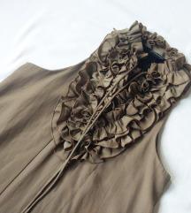 Zara braon haljina
