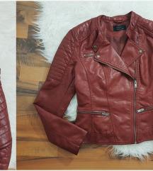 Only 38 bordo jakna kao NOVO