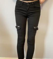 Pantalone - Farmerke BERSHKA