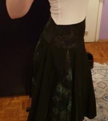 Nicola's zelena suknja - NEMA RAZMENE