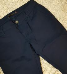 Nove teget elegantne pantalone snizeno