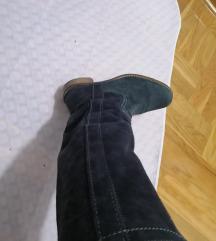 Labrador čizme od prevrnute kože
