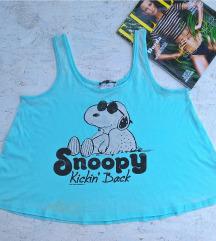 Novo! Crop Snoopy majica
