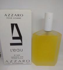 AZZARO pour homme L'eau edt 100 ml tstr