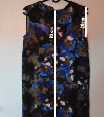 Šarena cvetna tunika/ haljina