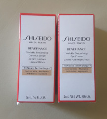 %2100-Shiseido Benefiance serum i krema, novo or.